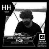F-on @ Gente Geométrika 074