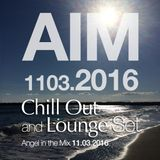 Smooth Jazz and Lounge Music Set, AIM, Angel in the Mix 11.03.2016