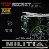 El guardian d tu mirada m.s NTCM [drumcode] top secret by Ak- techno Nation TECNNO militia