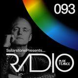 Solarstone presents Pure Trance Radio Episode 093