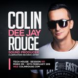 Colin Rouge - Tech House Session Vol. 1 [Clubmasters Records Artist]