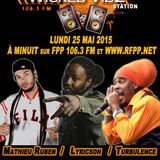329 - Wicked Vibz Station - Lyricson Turbulence Mathieu Ruben - 25-05-15