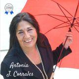 Cómo ser bestseller más de 1.400 días seguidos. Entrevista con Antonia J. Corrales
