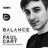 #347 Balance Podcast present Paul Cart (July 2016) live on Framed.Fm & Sceen.Fm