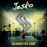 Avicii vs. EDX & Mysto & Pizzi - Silhouettes Love (Jesko MashUp)