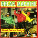 DJ SPEEDY G DMC ARGENTINA Presenta Break Machine 1984 Disco de vinilo Argentino completo Lado A y B