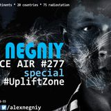Alex NEGNIY - Trance Air #277 [ #UpliftZone special ] [English vers.]
