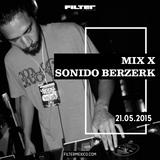 Nómada 21.05.2015: Mix x Sonido Berzerk