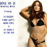 DJ Kazzeo - 2012 10 31 (Wednesday Wreck)