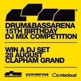 D&BA 15th Birthday Competition - DJ Miksalot