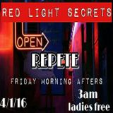rePete Live @ the Asylum for RED LIGHT SECRTES Brooklyn NY