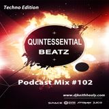 Quintessential Beatz Podcast Mix #102