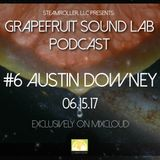 """Grapefruit Sound Lab Podcast #6 """"Cleanse Your Palate"""" with Austin Downey of NYC"""