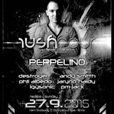 Peppelino - Live at Exit Club, Brno, Czech Republic (28.09.15)