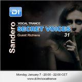 Secret Voices 31 (Guest Richiere) on DI.FM