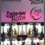 H.O.S.H & SOLOMUN / Live on the 5Star Catamaran / 29.08.2013 / Ibiza Sonica - Part 3