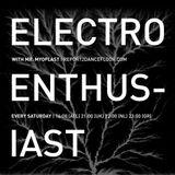 Satamile Records by Mr. Myoplast for ELECTRO ENTHUSIAST on Report2Dancefloor Radio