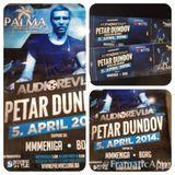 Petar Dundov @ Audiorevija - Club Palma (Tuzla,BIH) (05.04.2014)