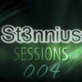 "St3nnius Sessions 004 ""Deep Sessions"""