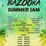 baZOOka presents Summer Jam@Siesta Club Szolnok 2018.08.31