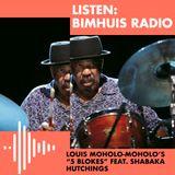 """Louis Moholo-Moholo """"5 Blokes"""" feat. Shabaka Hutchings"""