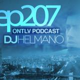 ONTLV PODCAST - Trance From Tel-Aviv - Episode 207 - Mixed By DJ Helmano