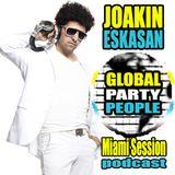 Global Party People - Miami Session by Joakin Eskasan