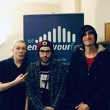 Ollie chats with Sam and Kane from local group The Ultraviolet!