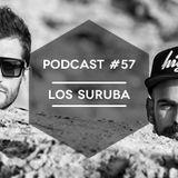 Mute/Control Podcast #57 - Los Suruba