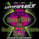 Bassline & Jackin' House Mix 2013