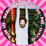 Alek Lee @t פאי / Phi Garden Party