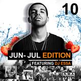 """◆ Only Black Tho! Vol.10 - Jun-Jul¹⁶ Ft. DJ ESSA """"The Boy Wonder"""" ▶ Party Mixtape"""