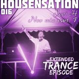 Jovi H Housensation #016 - Nov Mix Part. 1(Extended Trance Episode 131112)