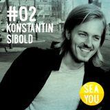 Sea You Podcast #2 - Konstantin Sibold
