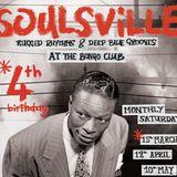 Soulsville 4th Birthday Mix (2014)