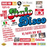 DJ Daks NN™ - BEAT BOX MIX'80 16 2016 (Italo Disco DJ Aleksandr Swedish Version)