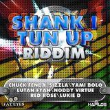 Shank I Tun Up Riddm Mix (Juin 2012) - Selecta Fazah K.