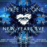 My Set From NYE 2017 For Amor Boat Parties...
