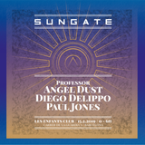 Paul Jones @ Sungate, Les Enfants, Barcelona 15-2-19