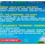 David Guetta @ T In The Park, United Kingdom 2015-07-10