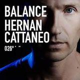 HERNAN CATTANEO - BALANCE 026 - CD2
