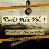 JAH MOMENT MIX ROOTS Vol I - Mixed by Selecta Tapes