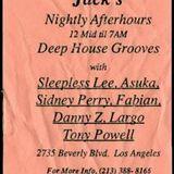 1995 - Santiago Salazar @ Jack's Nightly Afterhours, The Beverly Room, Los Angeles