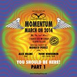 Momentum...March On Party 2014 at Zouk Club Singapore -  Part1
