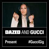 #GucciGig with Mykki Blanco