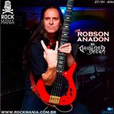 Rock Mania #367 - com Robson Anadon - 27/01/19