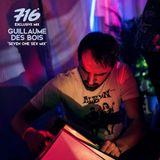 716 Exclusive Mix - Guillaume Des Bois : Seven One Sex Mix