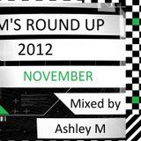 M's Round Up 2012 'NOVEMBER'