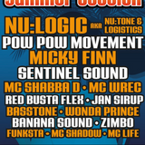Micky Finn & Mc Shabba D// Summer Session Heidelberg // 31.08.2013