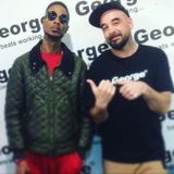 D DOUBLE E BLUKU TAKEOVER ON GEORGE FM NIGHTS WITH JAY BULLETPROOF 23/04/16